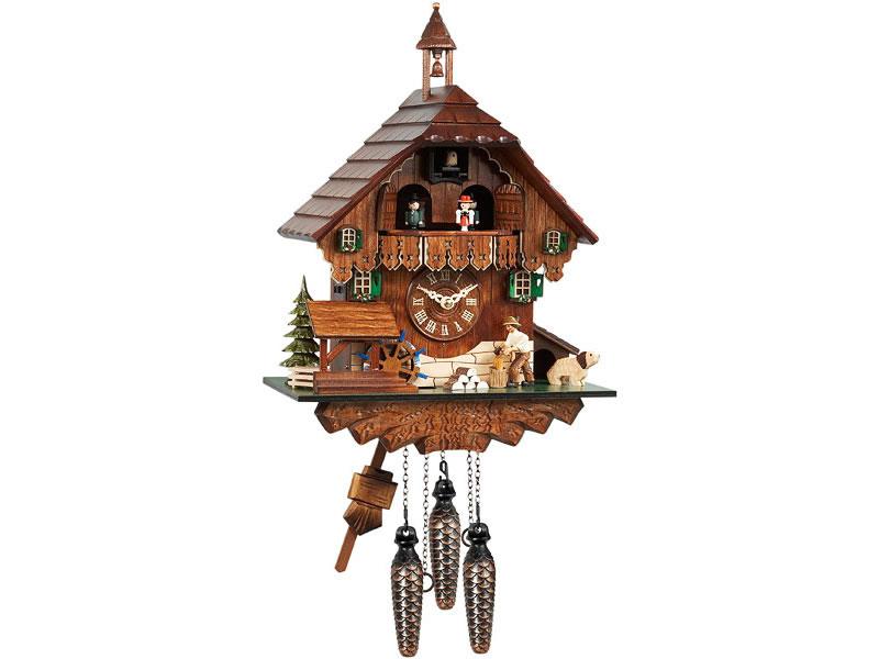 Catalogo orologi a cucu originali ed esclusivi for Casa in stile scandole