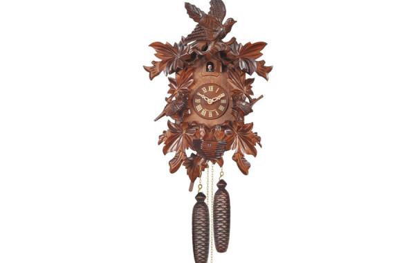 Orologio Cucu' dettagliato con particolari