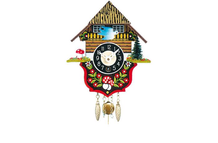 Orologio a Cucu' meccanico con pendolo
