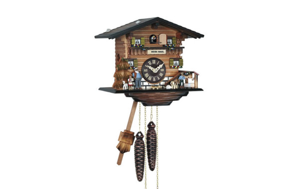 Orologio a Cucu' meccanico stile Heidi