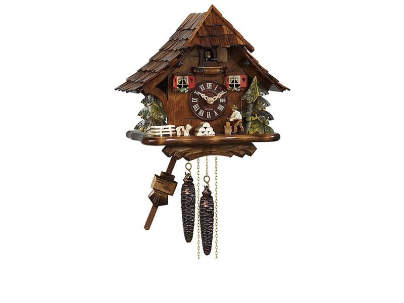 Orologi a cucu meccanismo 1 giorno orologi a cucu for Casa in stile scandole