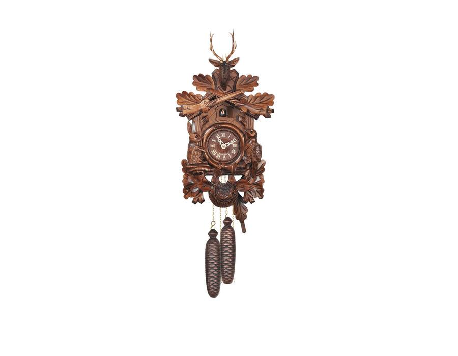 Interesting orologio cucuu caccia with orologio a cucu moderno for Costo di costruzione moderno della fattoria